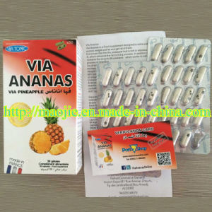 New Packing Via Ananas Weight Loss Capsule with Best Quality (MJ-VAN50PILLS) pictures & photos