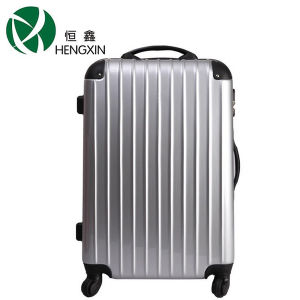 PC+ABS Luggage Sets with Electronic Scale pictures & photos