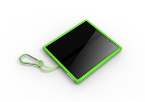 Large Capacity Dual USB 20000mAh Portable Solar Power Bank pictures & photos