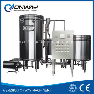 Stainless Steel CIP Cleaning System Alkali Cleaning Machine for Cleaning in Place Industrial Cleaning Machine pictures & photos
