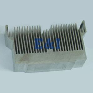 High Ratio Extruded Heat Sink Made of Aluminum