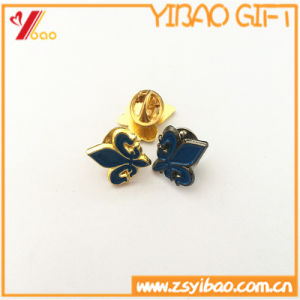Custom Gold Plating Souvenir Badge for Gifts pictures & photos