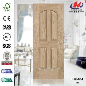 Red Oak Veneer HDF Door Skin (JHK-004) pictures & photos