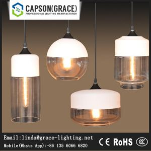 New Product Diningroom Glass Pendant Lamp pictures & photos
