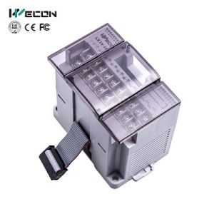 Wecon Lx3V-4PT PLC Expansion Module for PT100 pictures & photos