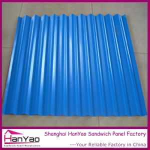 Wave Shape Traditional Steel Roof Panel pictures & photos