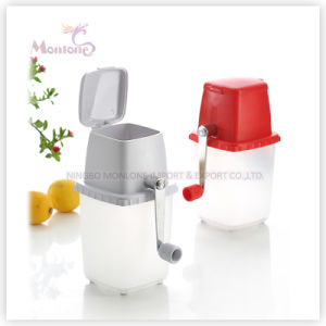 Manual Ice Chopper, Hand Crank Ice Crusher pictures & photos