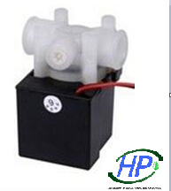 24V Auto-Flush Solenoid Valve for Domestic RO Water System pictures & photos