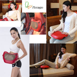 Deep Kneading Body Massager Cushion with Scientific Heat Therapy pictures & photos