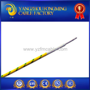 High Temperature Glass Fiber Cable / Wire pictures & photos