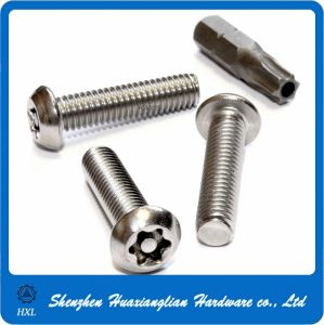 Stainless Steel Pin Head Anti Theft Proof Security Bolt pictures & photos