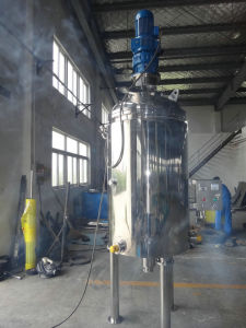 Stainless Steel Heating & Mixing Tank 50L-5000L pictures & photos