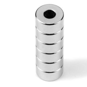 Permanent Sintered High Strong Neodymium Ring Magnet (UNI-Ring-oi12) pictures & photos