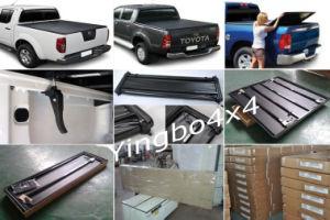Soft Tri Fold Tonneau Cover for Chevy Silverado / Gmc Sierra 5.8 Feet Bed Double Cab 04-15