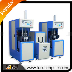 Semi Automatic Bottle Blowing Machine pictures & photos