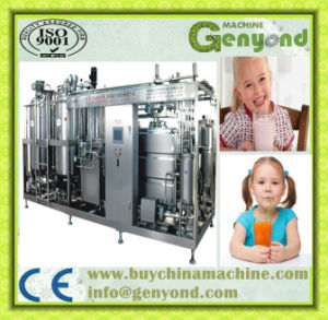 1000L Combined Yoghurt Milk Juice Processing Machine pictures & photos