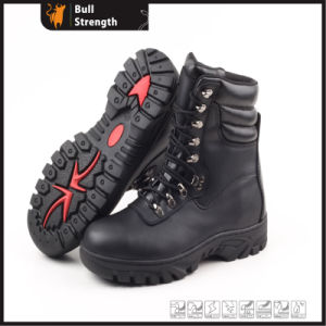 Army Safety Boots with Rubber Sole (SN5131) pictures & photos