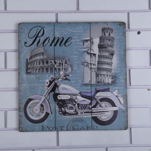 Multi-Design Wooden Decoration Wall Art MDF Craft for Decor pictures & photos
