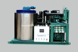 10t/D Flake Ice Machine with Ce Approved