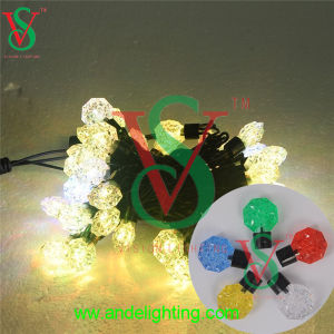 Christmas Ornaments Connectable Small Ball String Lights pictures & photos