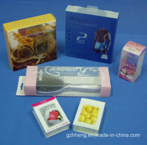Environment - Friendly Plastic Printing Package Boxes (printed box) pictures & photos