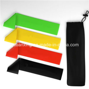 Resistance Bands Set 4 Loop Exercise Bands Free Ebook with Best Fitness Band Exercises - Great for Keeping Fit, for Men pictures & photos