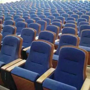 Church Auditorium Seat Auditorium Seat, Conference Hall Chairs Push Back Auditorium Chair Plastic Auditorium Seat Auditorium Seating (R-6151) pictures & photos