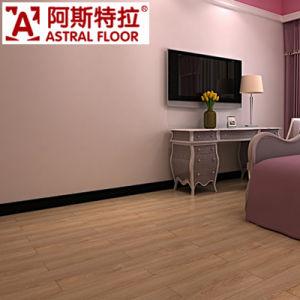 Classic Style Teak Woo Laminate Flooring pictures & photos