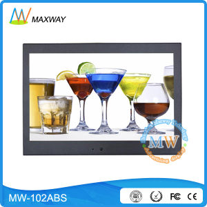 Picture Music MP3 MP4 HD Video Playback 10 Inch LCD Display Player pictures & photos