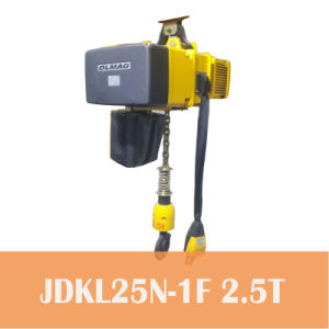 Electric Chain Hoist (JDL) 2.5t