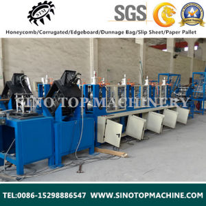 U Channel Edge Board and Flat Board Machine 2-in-1 pictures & photos