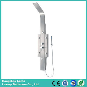 Modern Stainless Steel Bathroom Shower Screen (LT-G828) pictures & photos