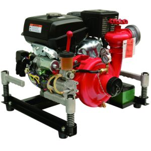 Portable Fire Fighting Engine Pump Bj-10A-K pictures & photos