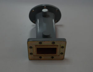 Elliptical to Rectangular Waveguide Adapter pictures & photos