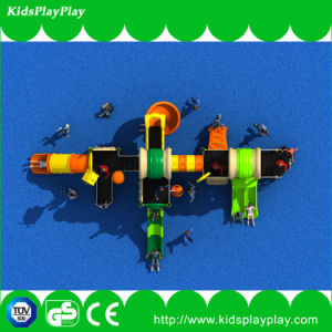 Ce Standard Funny Kids Outdoor Playground Equipment for Sale (KP16-085A) pictures & photos