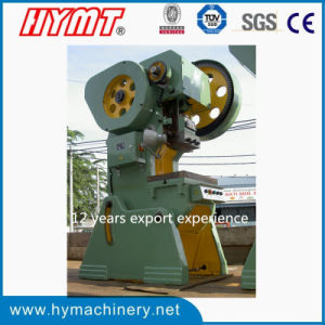 High-Precision Hole Punching Machine J23-80 Mechanical Power Press pictures & photos