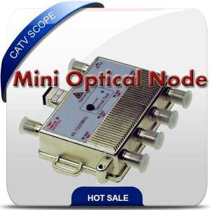 Outdoor CATV 4 Way Fiber Optical Receiver