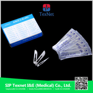 Fast Delivery Time Surgical Blade Carbon Steel pictures & photos