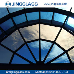 OEM Building Construction Ceramic Spandrel Laminated Glass Colored Printing Glass Factory pictures & photos