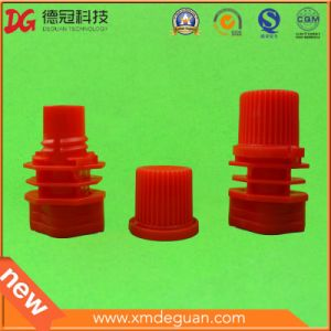 Injection Plastic Nozzle & Cap& Spout for Stand up Liquid Pouch