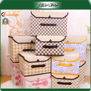 Changzhou Hot Sell Quality Printed Storage Packing Case pictures & photos