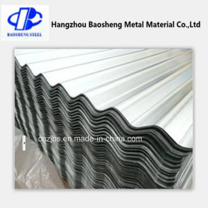 Corrugated Galvanized Steel Sheet Zinc Aluminium Roofing Sheets pictures & photos
