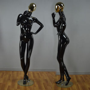 Fashionable Fiberglass Female Mannequin for Window Display pictures & photos