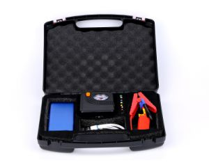 12000mAh Portable Multi-Functional Emergency Jump Start with Air Compressor (JS-K33S) pictures & photos