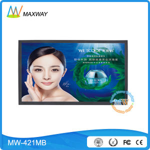 Full HD 1080P 42 Inch LCD Monitor with LED Backlit (MW-421MB) pictures & photos