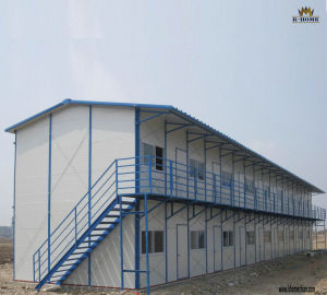 Light Steel Structure Prefabricated Building pictures & photos