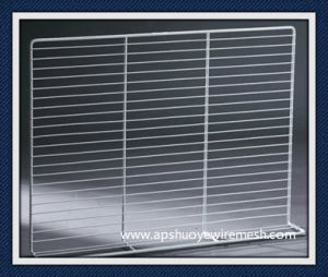 Fridge Stainless Steel Metal Welded Wire Rack Shelf for Food Storage pictures & photos