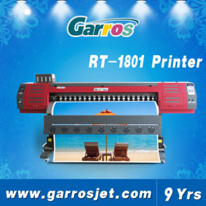 China Top Selling Wide Format Garros Eco Solvent Printer 3D Digital Printer pictures & photos