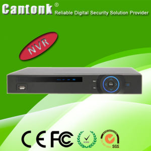 Onvif H. 264 P2p Network DVR 720p/960p/1080P 8CH Poe NVR pictures & photos