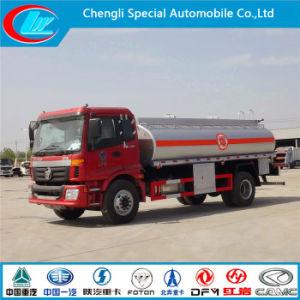 Foton Oil Fuel Tank Truck 4X2 15cbm Fuel Tank pictures & photos